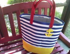 Barnes & Noble! Big and Roomy! Perfect Beach Tote! $9.99