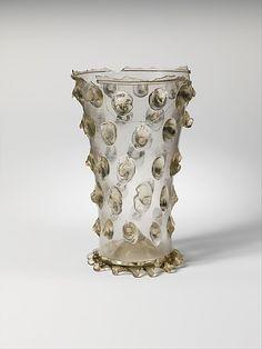 Beaker  Date: 15th century Culture: German