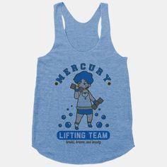 Mercury Lifting Team