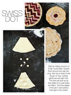 8 Pie Crusts to Wow Your Guests   Style Me Pretty