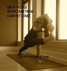 Power Yoga at Buddhi Mat Yoga Studio