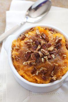 Alison Lightened Up Sweet Potato Casserole #WinCookware
