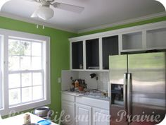 Should I Paint My #KitchenCabinets? http://www.createtoimpress.com/should-i-paint-my-kitchen-cabinets/