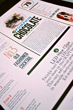 Editorial Design on Behance