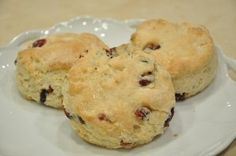 Cranberry-Meyer Lemon Scones (an Oregon Street Tea Room Signature Recipe)
