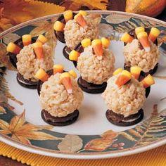 Gobbler Goodies Recipe | Taste of Home Recipes