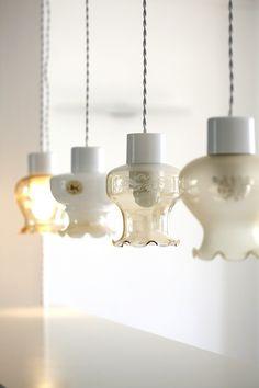 Vintage Pendant Lights made cool