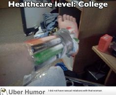 Healthcare level: college