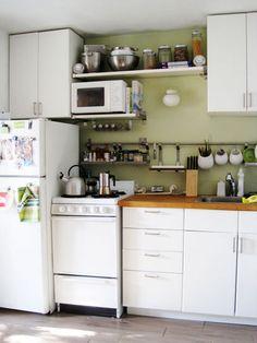 zen small kitchen