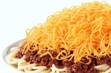 Cincinnati Chili (Skyline Chili)