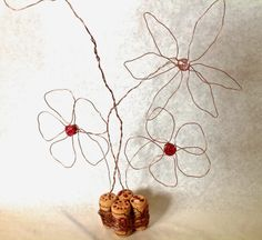 wire Art  love