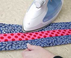lesson, sew band, howto articl, craft, strip piecing