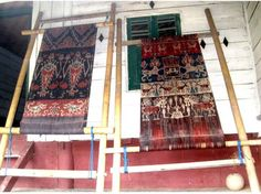 kain tenun kalimantan timur | Kain Tenun Ikat Archives » Sandang Indonesia