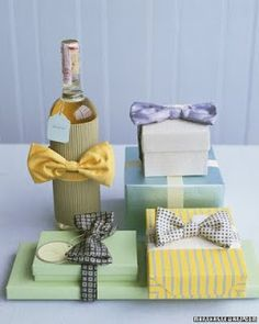 Events by Tiffany and Cristen: Neck Tie Themed Fathers Day Ideas