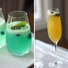 Easy and delicious mocktails, perfect for any occasion.