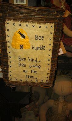 Bee! ;)