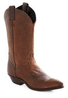 Vintage Cowboy Boot