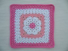 "Ravelry: More V's Please - 12"" square pattern by Melinda Miller"
