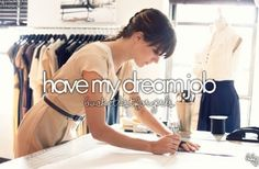 #bucketlist but i must find out what my dream job is...