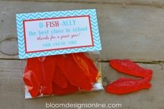 FREE O-FISH-ALLY Fun Summer Gift Printable www.247moms.com #247moms