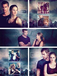 ~Divergent~ ~Insurgent~ ~Allegiant~ #dauntless #four #tris #fourtris #insurgent #allegiant #six #candor #abnegation #erudite #amity #factions #movie #book #divergent #tobias #brave