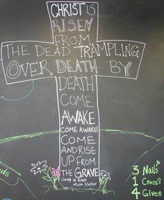 Christ is risen♥