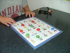 lists of toddler activities