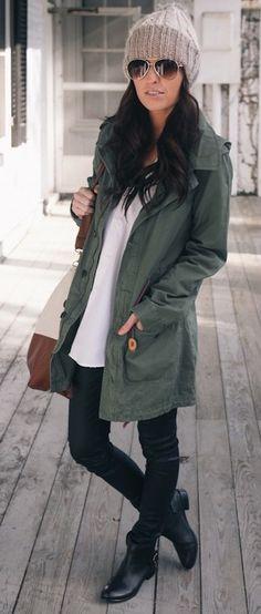 Military Coat & hat