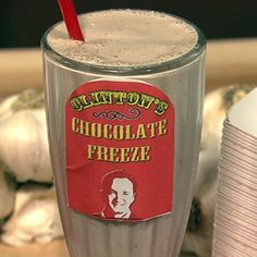Clinton Kelly's Chocolate Freeze recipe. #thechew