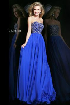 Sherri Hill - Dresses 11107