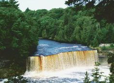 Upper Peninsula Tahquamenon Falls
