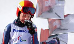 Etherington kicks GB's Winter Paralympics off with downhill silver