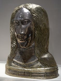 Reliquary with the jaw of St Mary Magdalene, 1332, Permanent Ecclesiastical Art Exhibition in Zadar