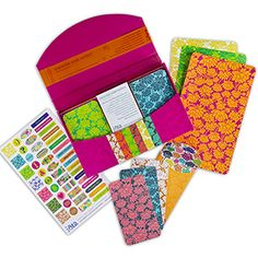Ohm Modern Correspondence Kit is chock full of luscious paper treats $18.00