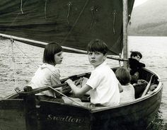 favourit book, swallows, film amazon, stuff, childhood read, film swallow, wittertain, sail, les enfant