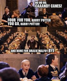 Harry potter + Mean girls (: Love these!!