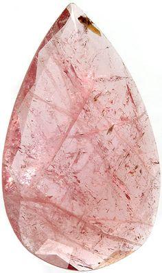Tourmaline pink stone