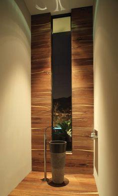 *bathroom design, modern interiors, sink* - Fine cloak room.