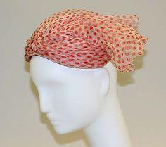 Hat Emme, Inc. 1940s-50s