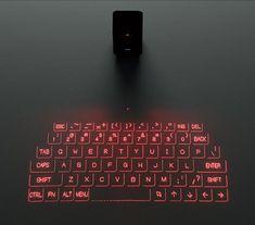 Elecom Projection Bluetooth Keyboard |Gadgetsin