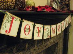 christmas...Love JOY!