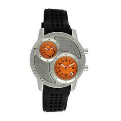 Equipe Men's Octane Steel Orange now featured on Fab.