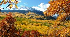 12 Best Places to See Fall Colors #budgettravel #travel #fall #foliage #color #mountain #autumn www.budgettravel.com