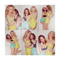 Gossip Girl: Serena and Blair