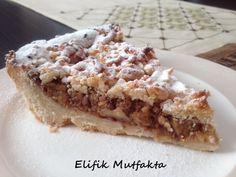 Elmalı Tart | Elifik Mutfakta