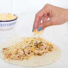 Make This Tonight: Lauren Conrad's Enchilada recipe  #InStyle