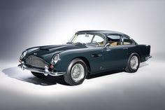 Wow - I'd like this!! 1964 Aston Martin DB5 Vantage, come to me!!