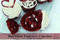 Red Velvet Explosion