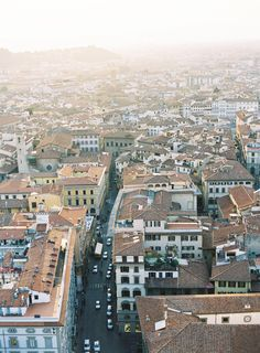 beautiful composition of florence