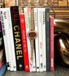 . interior design, bracelet, fashion speak, chanel, book